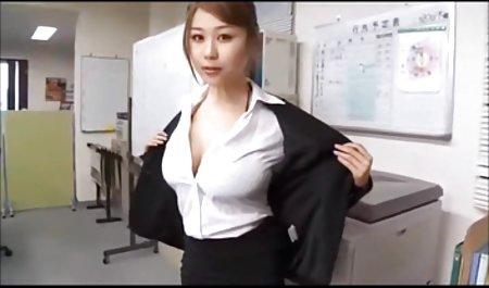 Seksi wanita gemuk loves a hard flem bokap cock tukang kebun